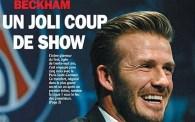 Beckham psg