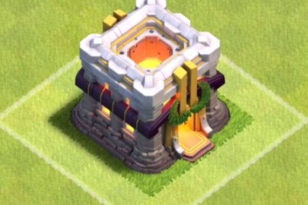 hdv11 clash of clans