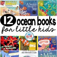 12 ocean books for little kids