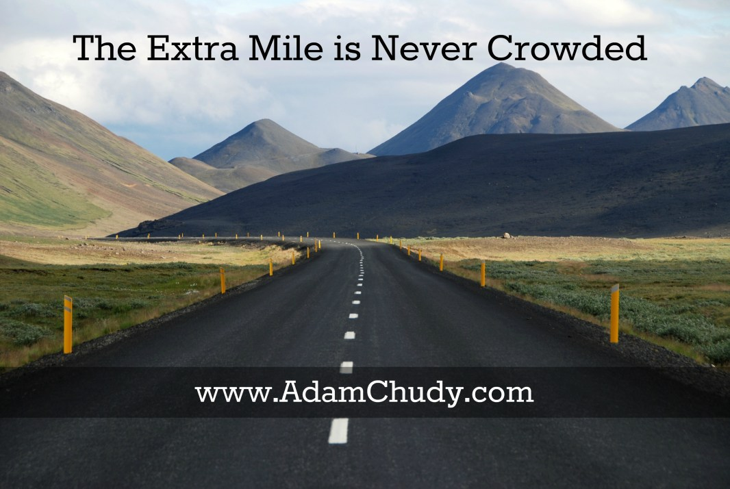 the extra mile 2