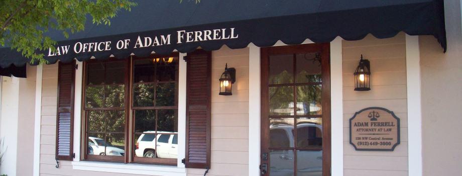 The Office of Adam Ferrell