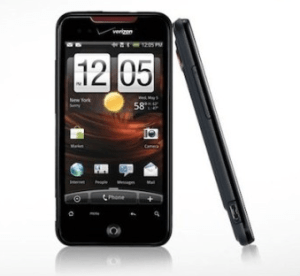 Review from the gut, the HTC Droid Incredible