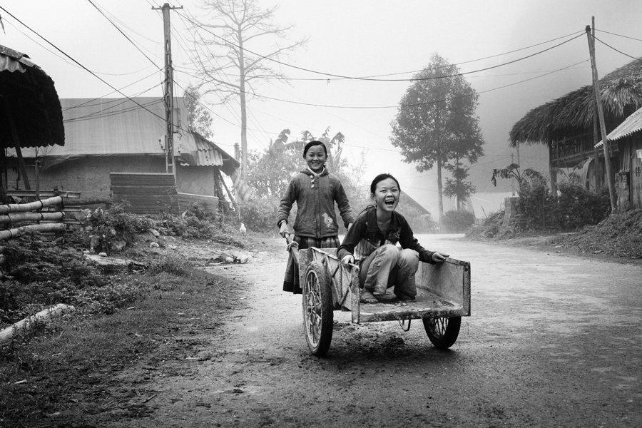 vietnam B&W