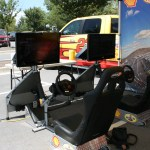 Shell Racing Simulator