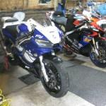 Aprilla & Yamaha