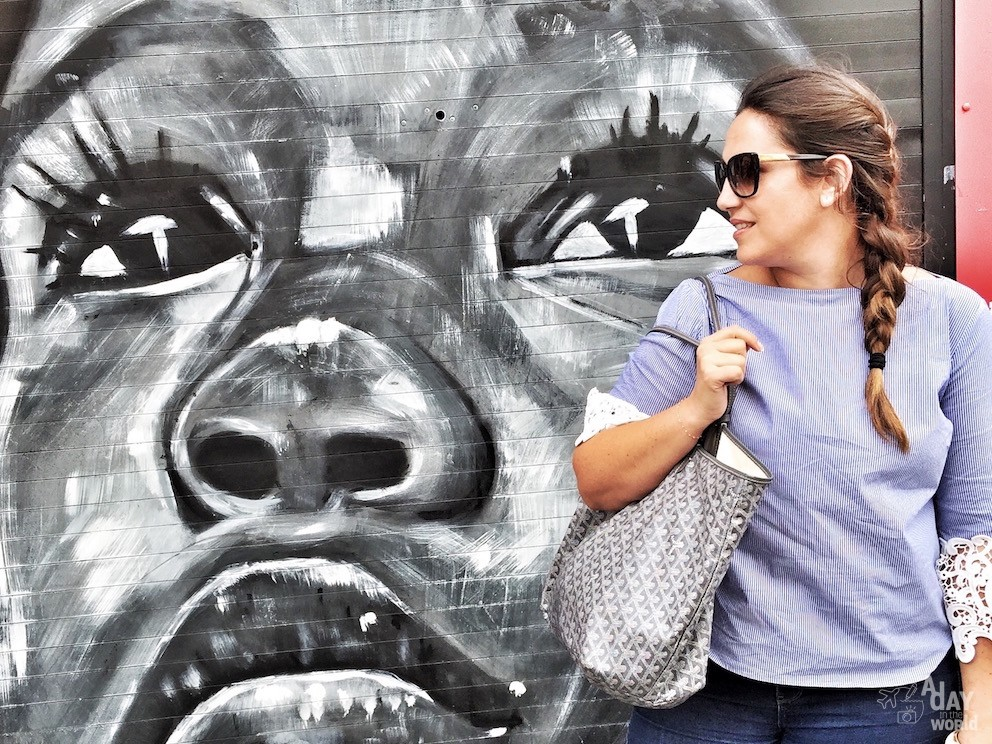street art Brick Lane londres