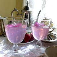 Rose Water Jelly