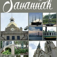 A Vacation in Savannah