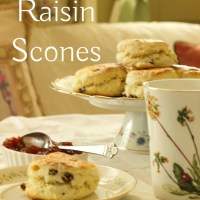The English Scone