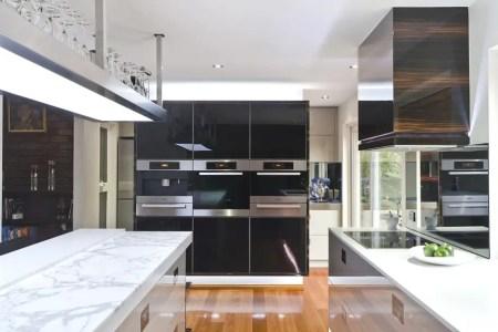 contemporary interior design kitchen australia 04