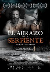 AficheElAbrazoSerpiente