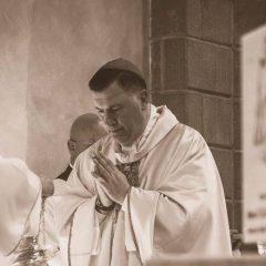 Posa della prima pietra della nuova Chiesa di San Leopoldo a Massafra