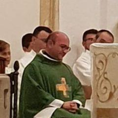 Don Giuseppe Ciaurro è il nuovo parroco di San Domenico a Castellaneta