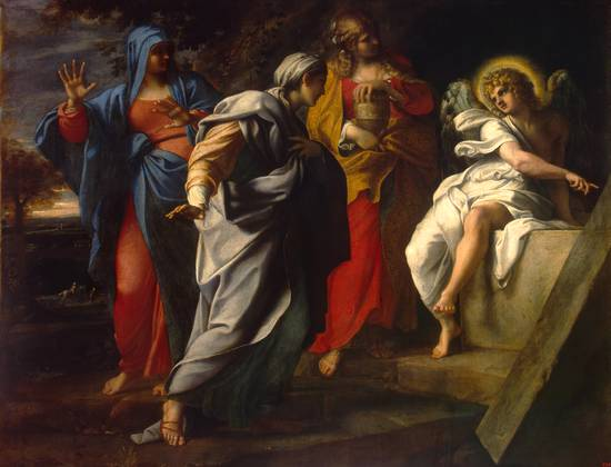 annibale_carracci_-_holy_women_at_christ_s_tomb_-free