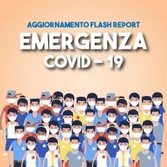 Aggiornamento Flash Report emergenza Covid-19
