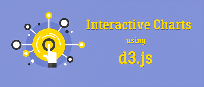 How to Create Interactive Charts using D3.js