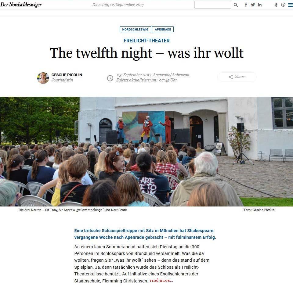 2017-09-12 14_29_01-The twelfth night – was ihr wollt _ Der Nordschleswiger