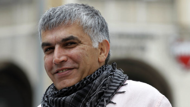 محاكم البحرين تؤجّل محاكمة المدافع نبيل رجب وترفض الإفراج عنه بكفالة