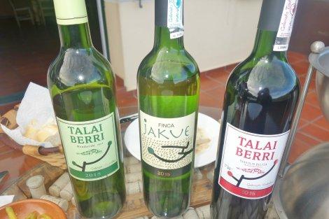 Talai Berri Txakoli Wines