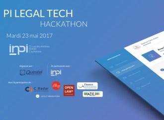 PI Legal Tech – Hackathon – 23 mai 2017
