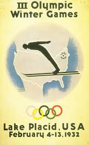 1932 lake Placid Olympics
