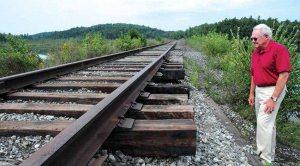 Lee Keet - Adirondack Rail Trail (Susan Bibeau)
