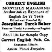 4CorrectEnglishAd1926