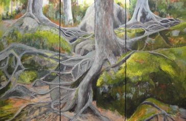 Weaving Roots of Time