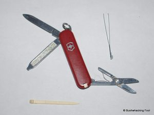 Small jackknife