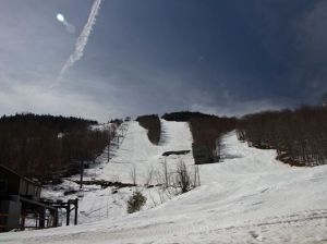 Whiteface on Apriul 15 2015