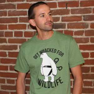 Get_Whacked_For_Wildlife_shirt_RM_Model_FPWC_1-scr