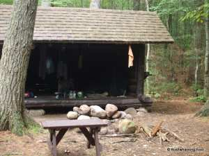 Sand Lake Lean-to