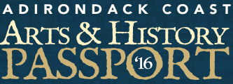 adk coast arts and history passport