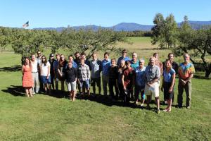UISF grantees 2015