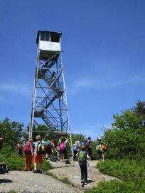 adk fire tower