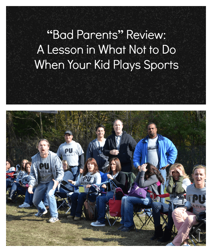 """Bad Parents"" Review"
