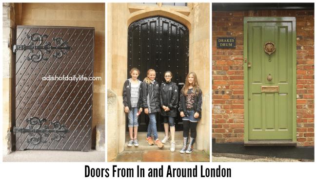 Doors In and Around London