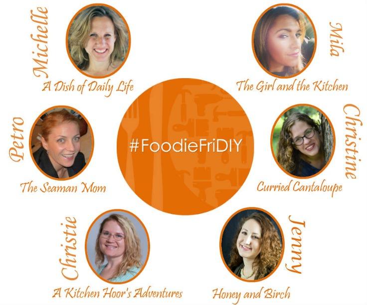 #FoodieFriDIY