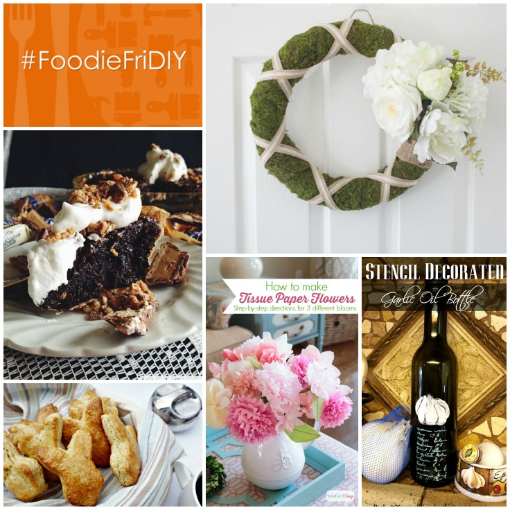 FoodieFriDIY features 4.02.15
