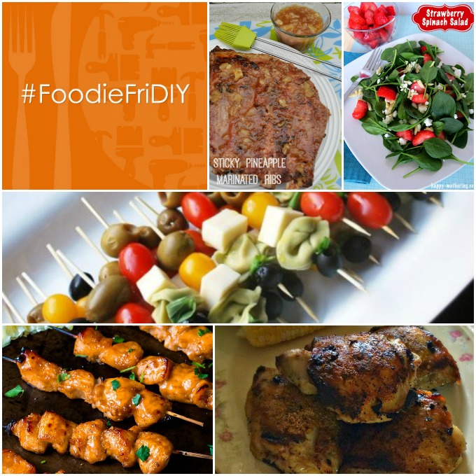 Cookout Time at #FoodieFriDIY no 48