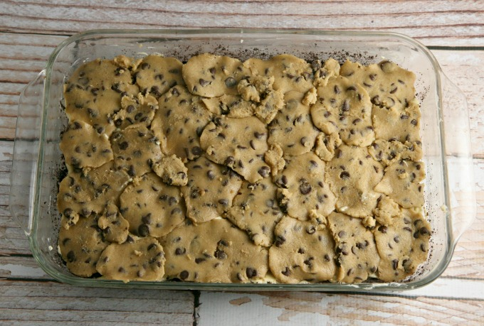 cookie dough layer