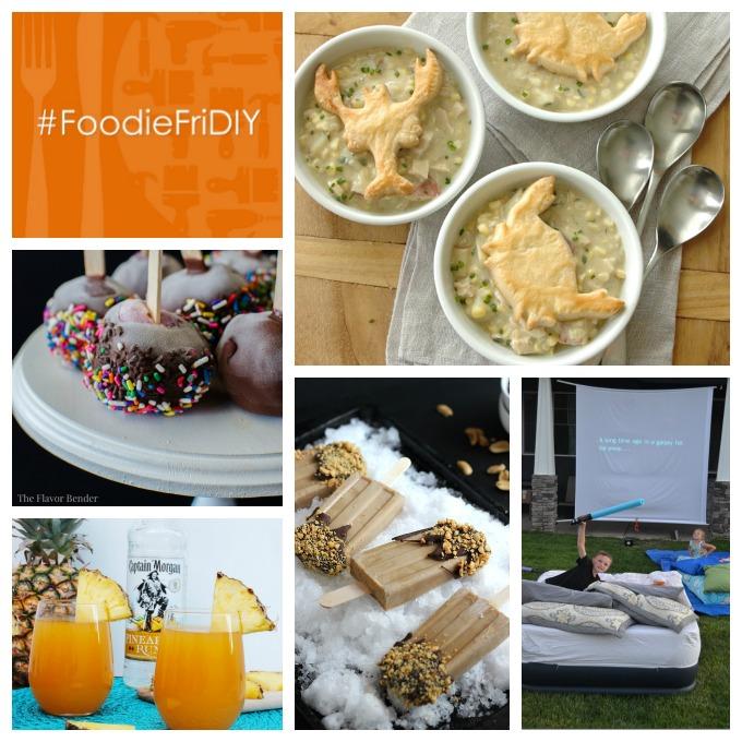 Fun Summer Ideas #FoodieFriDIY no 54