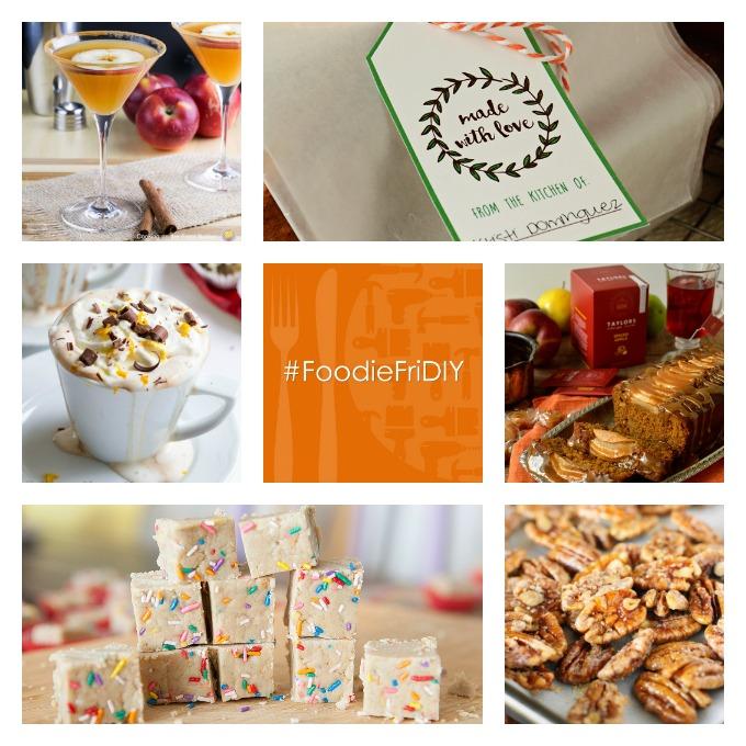 #FoodieFriDIY no 72