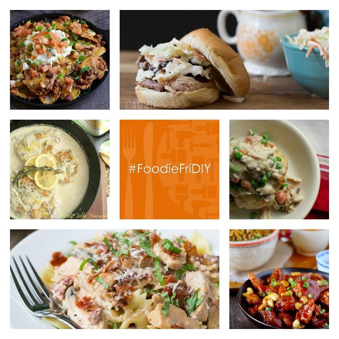 #FoodieFriDIY no 83
