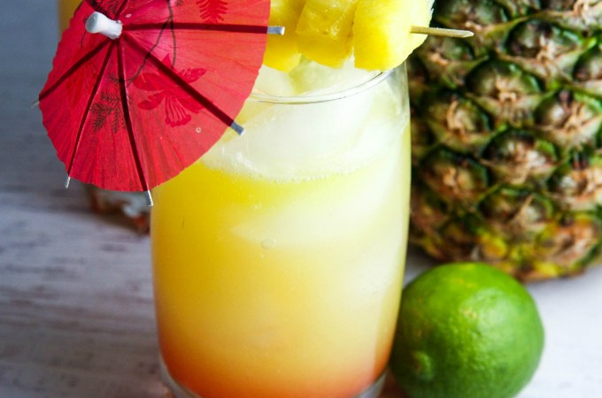 Rum Punch square