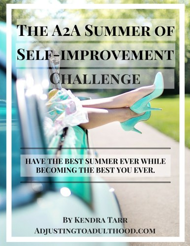 The A2A Summer of Self-improvement Challenge