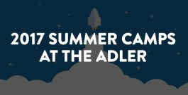 Come do science and play by Lake Michigan at an Adler Summer Camp offered for pre-school aged children through high school.