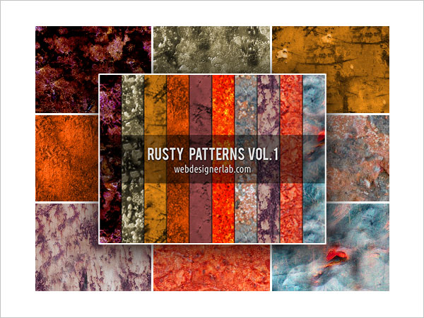 Rusty Patterns Vol. 1