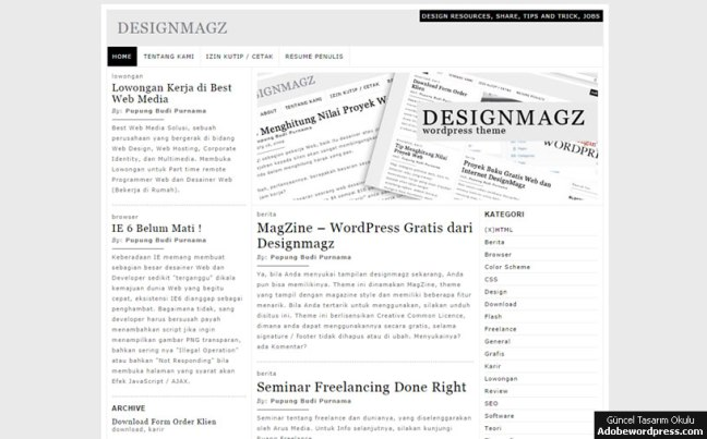 magzine-wordpress-temasi