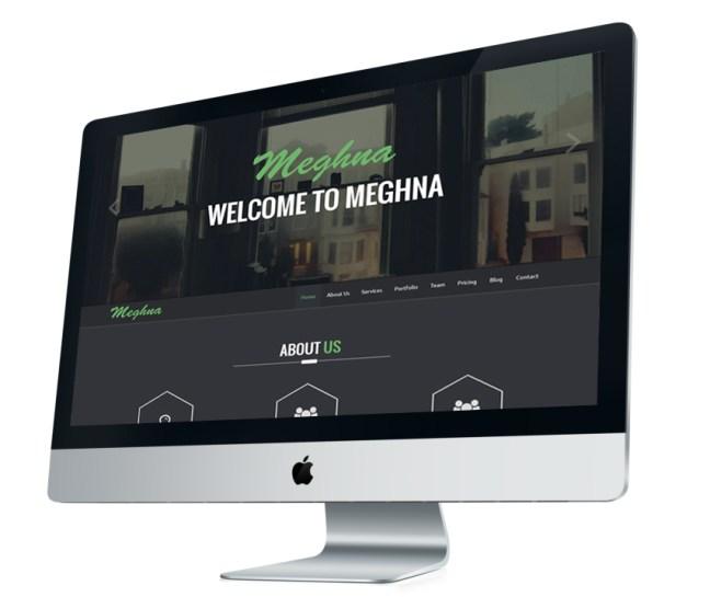 meghna-template